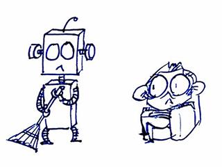 扫地机器人茫茫多 到底能不能解决家庭矛盾?