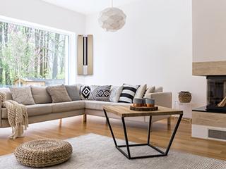 要风不跟风,大金悬角式空调给你家装新体验