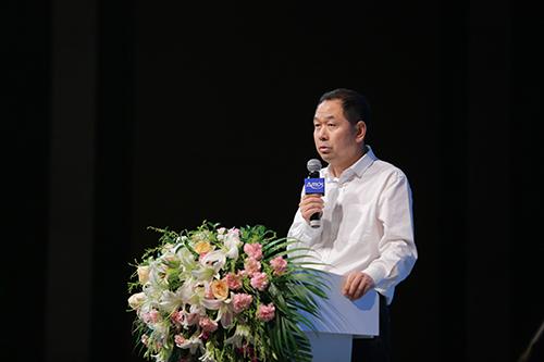 荣电集团董事长侯文明阐述品牌战略