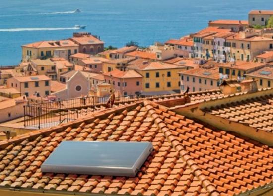 全新一代海尔太阳能热水器平板直热一体机All-IN-ONE天成系列