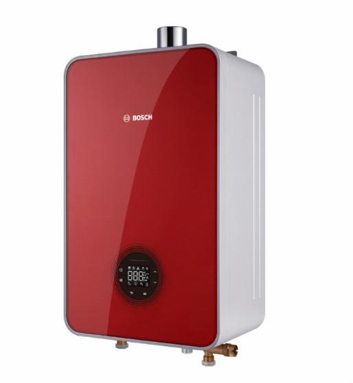 红色献礼版Therm 6800 F燃气热水器