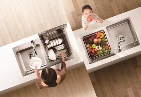 选对洗碗机,它会成为你厨房的好帮手