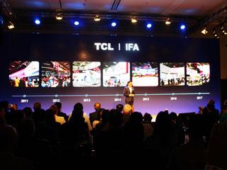 多箭齐发引爆IFA 2018 TCL电子4款新品集中发布