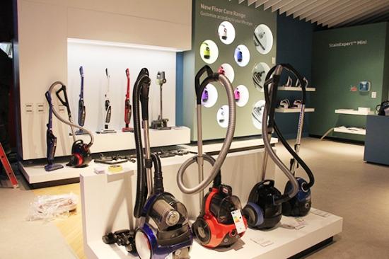 IFA2018:Grundig吸尘器打造你de现代生活
