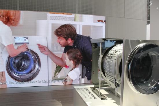 从IFA产品看消费趋势 滚筒洗衣机独占C位?