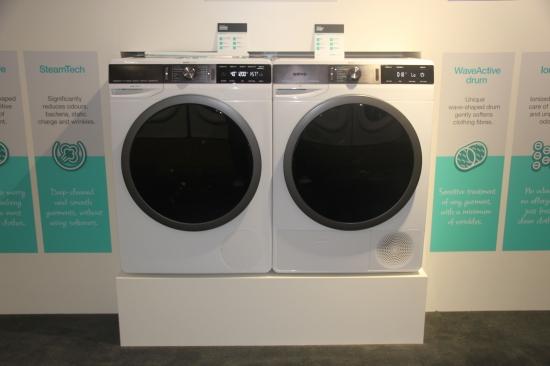 聚焦IFA2018 欧洲品牌Gorenje滚筒洗衣机曝光