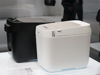 IFA2018:松下发布简约风面包机SD-ZP2000
