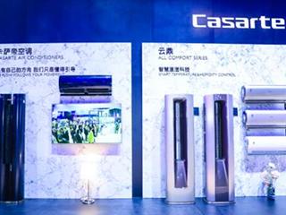 高端空调市场扫描:品牌集中度加剧 1.6万+卡萨帝占半壁江山