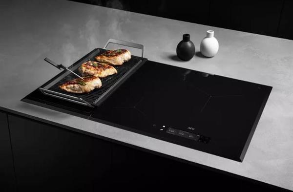 AEG在IFA2018上發布自動烹飪爐灶:專為煎鍋設計