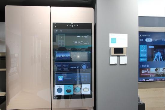 引领未来智能化发展 海信携新品亮相IFA2018