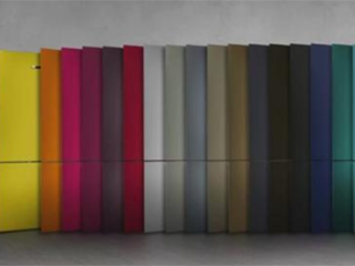 冰箱也要七彩缤纷 博世在IFA 2018惊出24款不同色冰箱