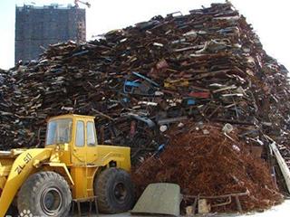 致力于再生资源回收利用!