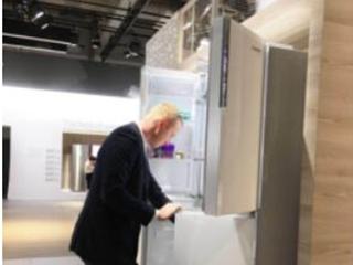 IFA中国家用电器创新成果评选:卡萨帝冰箱获双奖
