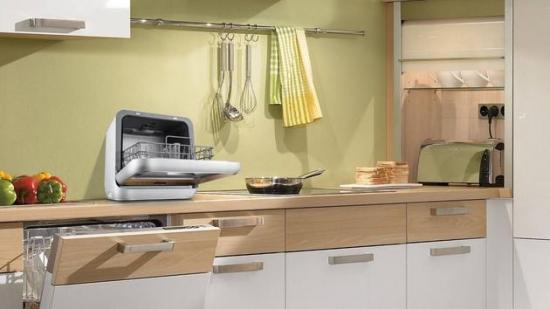 洗碗机在中国快速增长