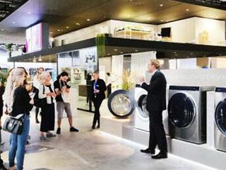 欧媒集中报道卡萨帝洗衣机 纤见2019年欧洲上市