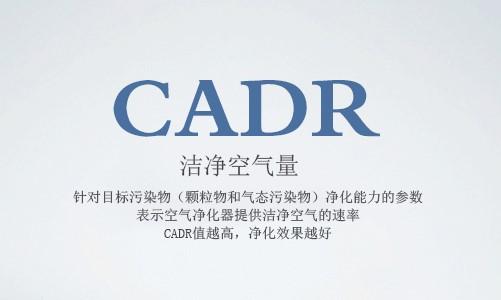 一台优秀的空气净化器 只看最高档CADR就够了吗?