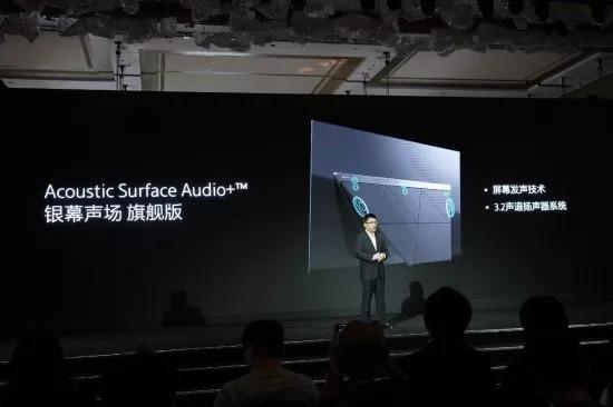 独家黑科技!给你一个买索尼A9F的最强理由