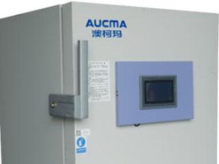澳柯玛超低温产品为上海人民健康助力