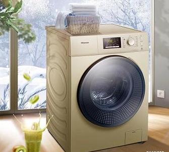 品质消费时代,海信暖男洗烘一体机引领行业新潮流
