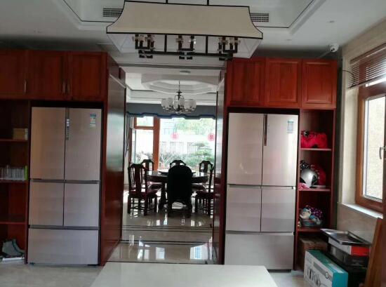中怡康:卡萨帝冰箱万元以上份额35.9% 居行业首位