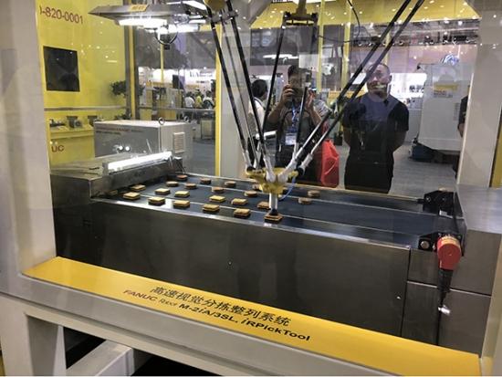 机器人走出护栏与人协作,智能制造产业链生态现雏形