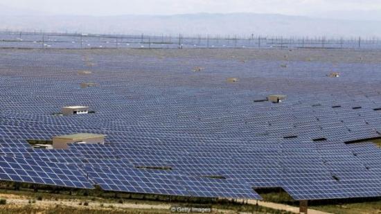 中国太阳能发电崛起 或改变世界能源发展