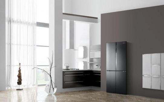 三星冰箱高贵的气质才能匹配有品位的家