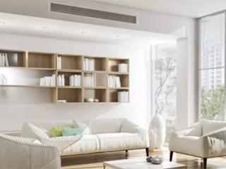 新居专享健康风 海信中央空调R+系列登陆黄金周