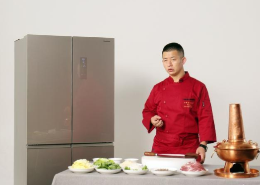 """一台好冰箱,为何能让""""美食""""更有味"""