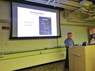 斯坦福大学选用卡萨帝自由嵌入式冰箱为课堂案例