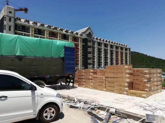 扬子中央空调 高效末端入驻山东深泉学院