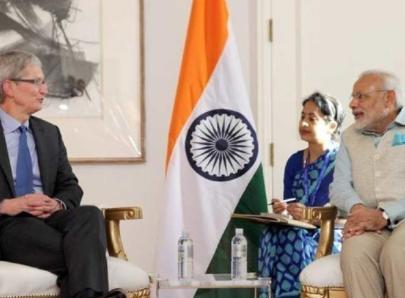 """印度政府官员称应对iPhone增税 抑制""""奢侈品""""消费"""