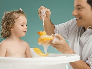 秋高气爽的时光里,如何洗澡更养生呢?