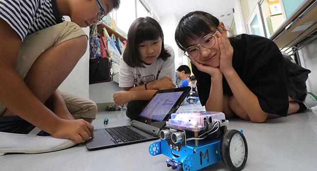 中國機器人創業公司破解西方市場密碼