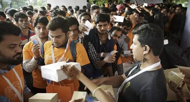 復制中式成功 紅米5A手機銷量在印度破千萬臺