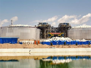 我国首个大型太阳能光热示范电站在德令哈正式投运