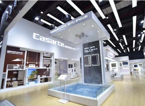 卡萨帝发布瀑布洗燃气热水器CH3 创新增压70%以上