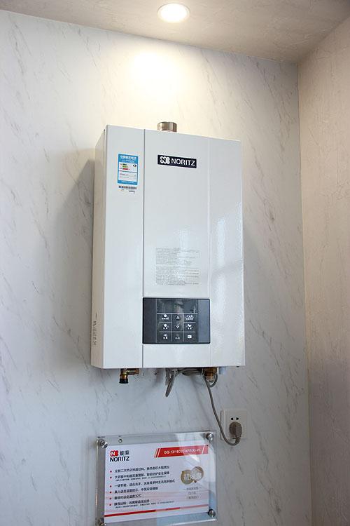 """能率""""智尚泉""""系列一级能效燃气热水器"""