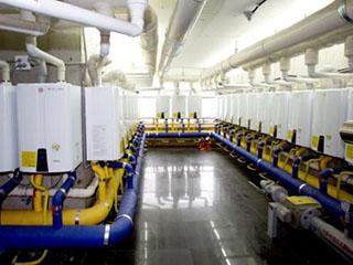 大中型高能耗建筑项目,为何钟爱纳碧安并联供暖热水系统?
