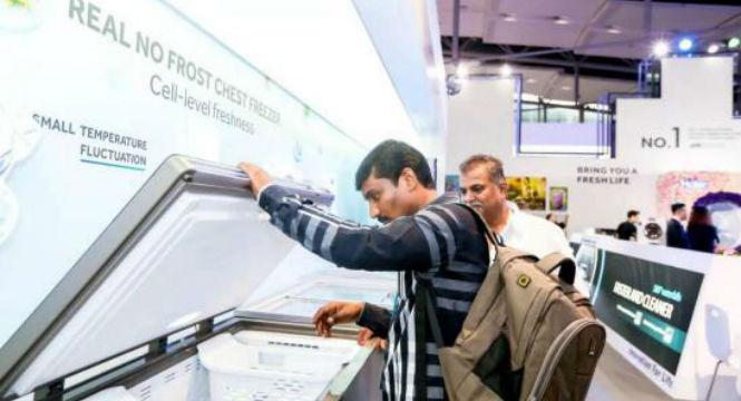 海爾冷柜差異化模式促海外銷售增39%