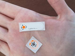 一张小小的AI标签就能鉴别仿冒品 这家法国初创公司厉害了!