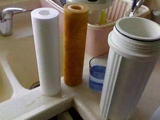 真的有不用换滤芯的净水器吗?答案是……