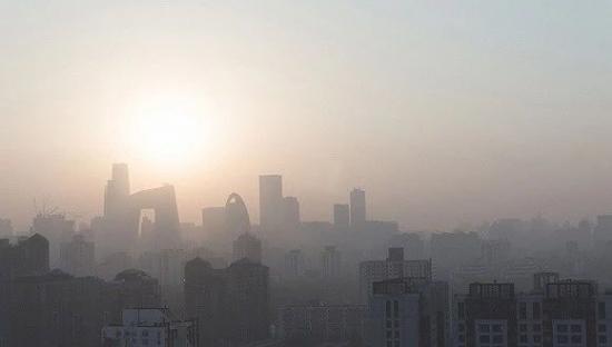雾霾季专栏:为什么雾霾总在秋冬来?