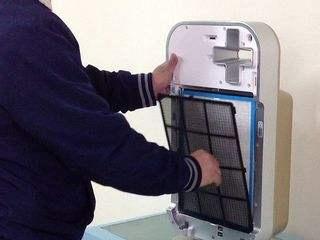 你家空气净化器的滤网清洗了吗?