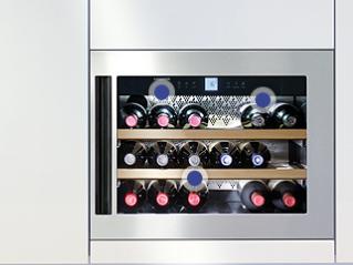 利勃海尔嵌入式酒柜 完美厨房最佳存酒空间