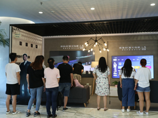数据抢眼!激光电视成当前彩电市场新活力