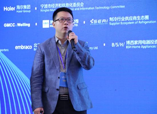 北京邮电大学网络技术研究院教授 高志鹏