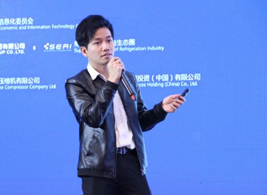 云云互联互通标准工作组高级安全专家 刘龙威