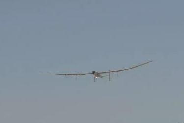 航空工业打造了一架超大号无人机 还是太阳能的!