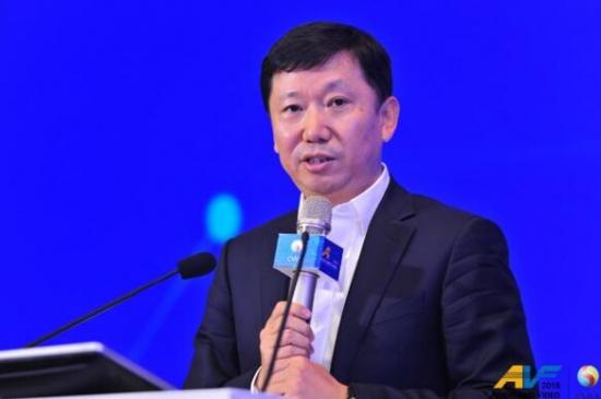 中国电子视像行业协会副会长兼秘书长郝亚斌